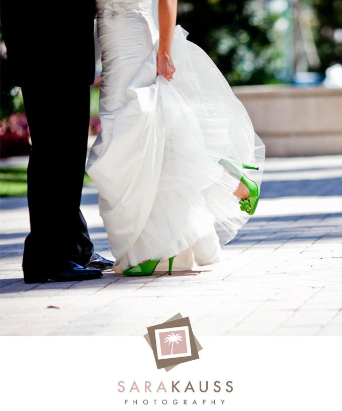 St. Patrick\'s Day Wedding | Maggie and Jim - Sara Kauss Photography