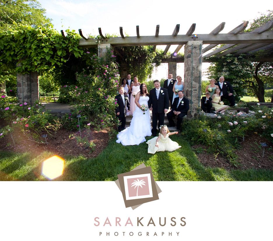... Milwaukee Wisconsin Wedding 26 Boerner Botanical Garden ...