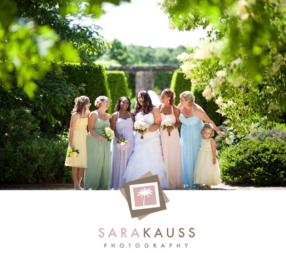... Milwaukee Wisconsin Wedding 9_bridesmaids Boerner Botanical Garden ...