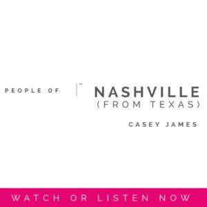 People Of Nashville by Sara Kauss   Casey James