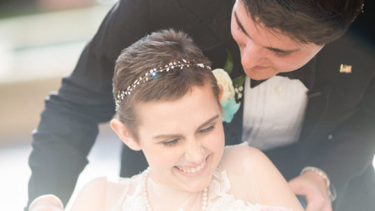 Make-A-Wish Wedding | Sara Kauss Photography