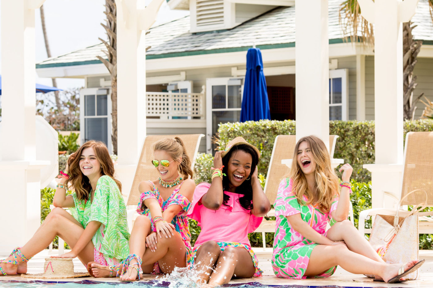 Lilly Pulitzer | Commercial Photographer | Sara Kauss Photography