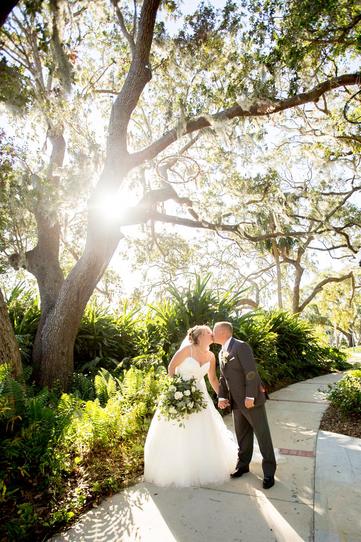 Tavares Pavilion on the Lake Wedding | Stephanie and Kevin - Sara Kauss Photography