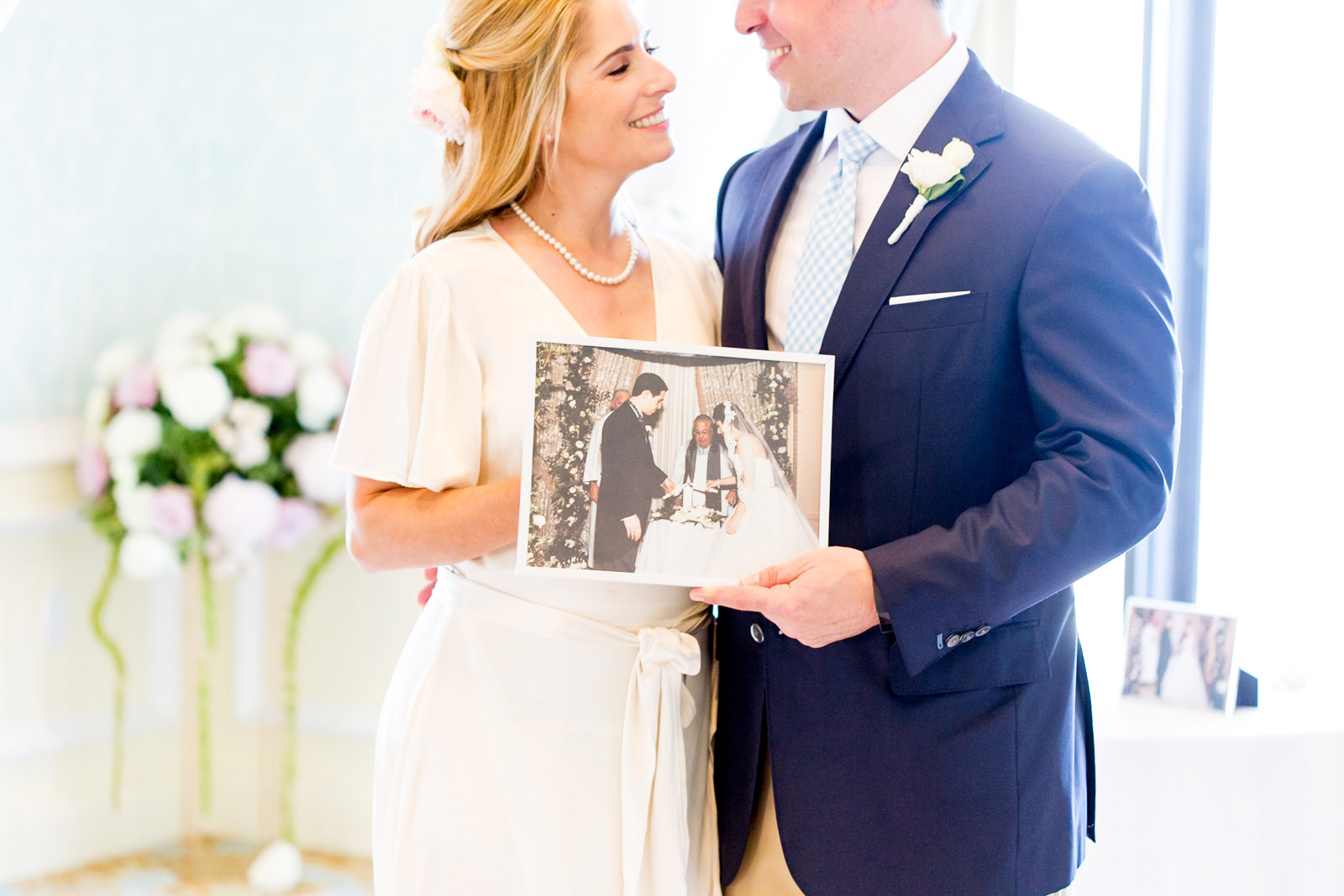 Vow Renewal at The Breakers | Sara Kauss Photography