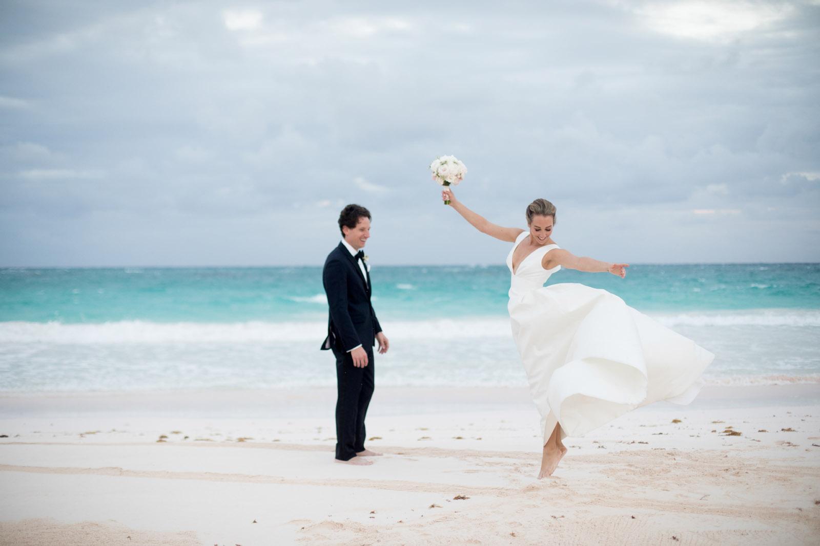 Harbour Island Wedding | Sara Kauss Photography