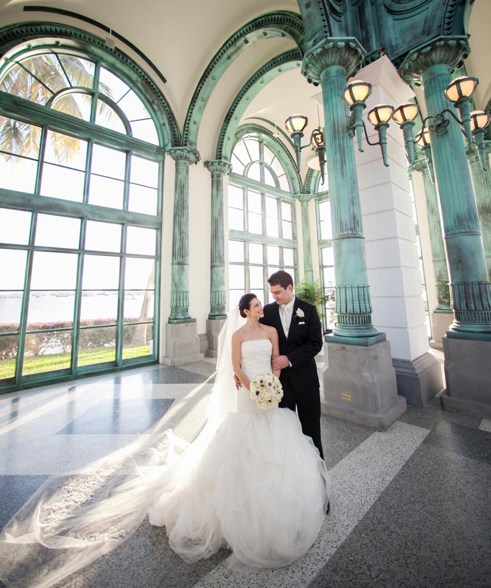 Flagler Museum | Wedding | Sara Kauss Photography
