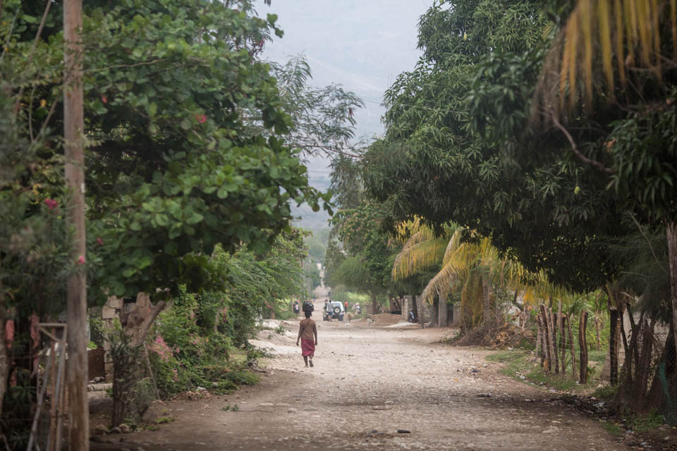 Thomazeau, Haiti   Sara Kauss