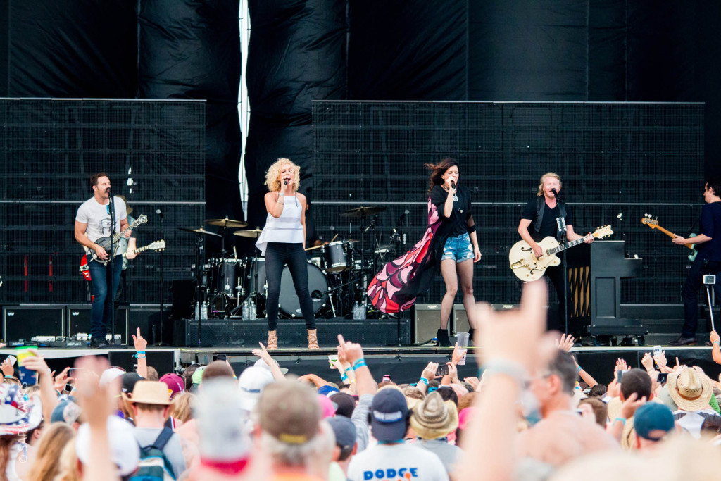 Little Big Town at Rock The Ocean Tortuga Music Festival