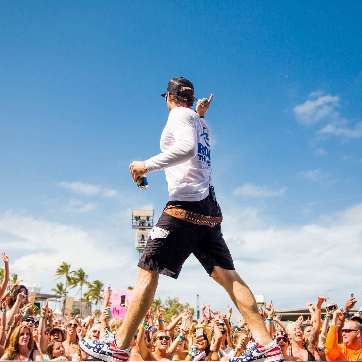 Chase Rice   Tortuga Festival Rock The Ocean Country Music Concert   by Sara Kauss