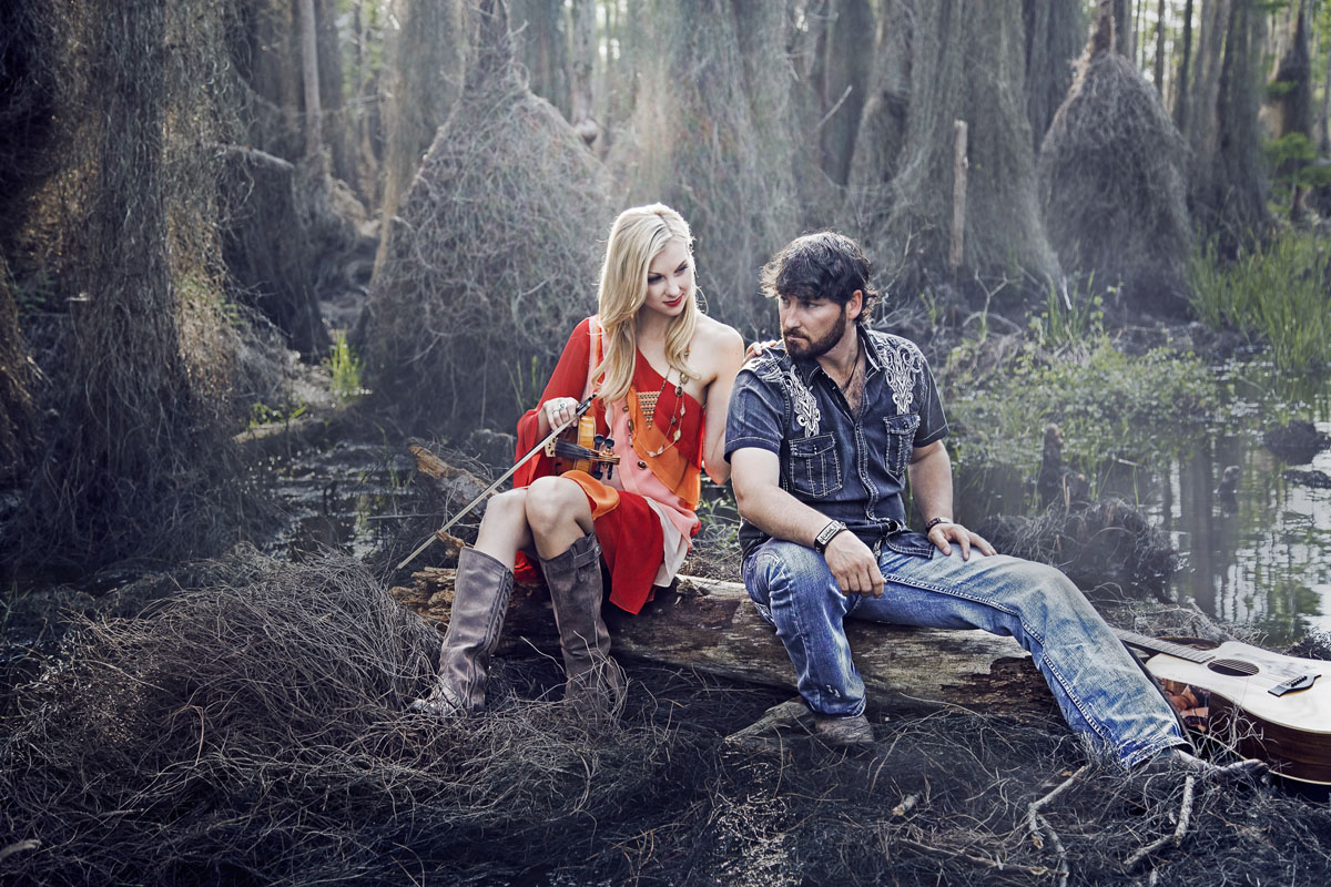 Kari and Billy | Album Cover | Nashville Photographer | Country Music Photographer | Sara Kauss