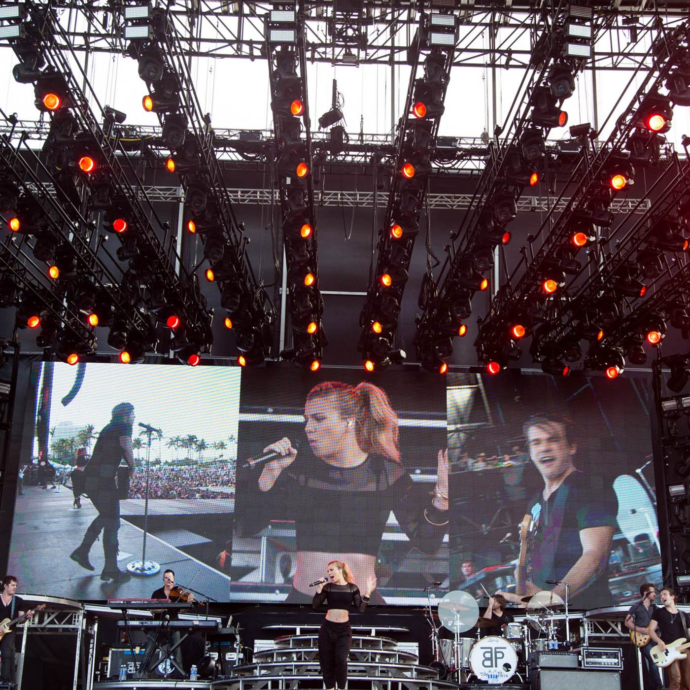 The Band Perry | Tortuga Festival Rock The Ocean Country Music Concert | by Sara Kauss