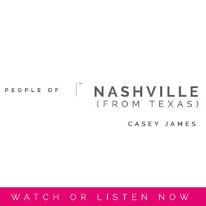 People Of Nashville by Sara Kauss | Casey James