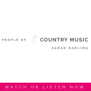 Dream Country Sarah Darling | People Of Country Music