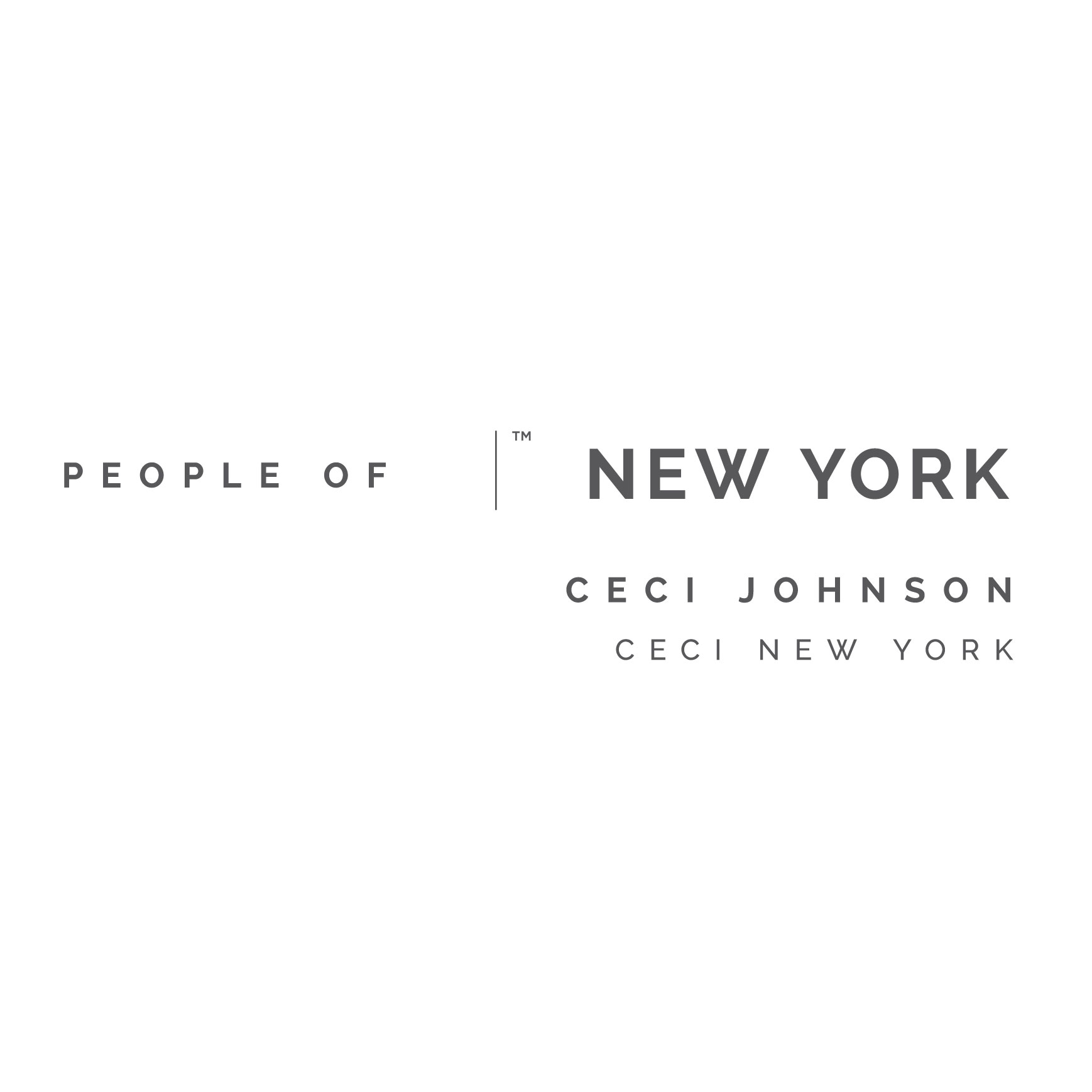 Video Podcast Series | People of New York | Ceci New York | Sara Kauss