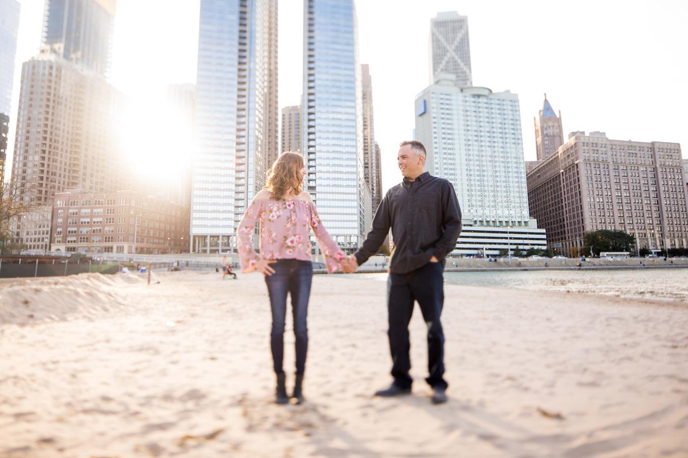 Chicago Engagement Session | Sara Kauss Photography
