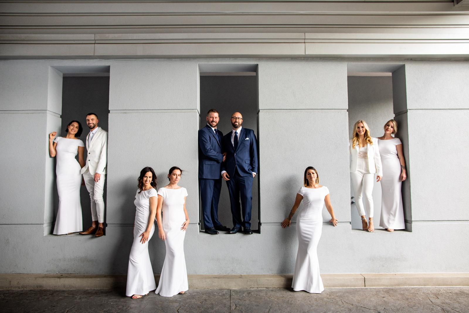 Downtown Nashville Wedding | Sara Kauss Photography