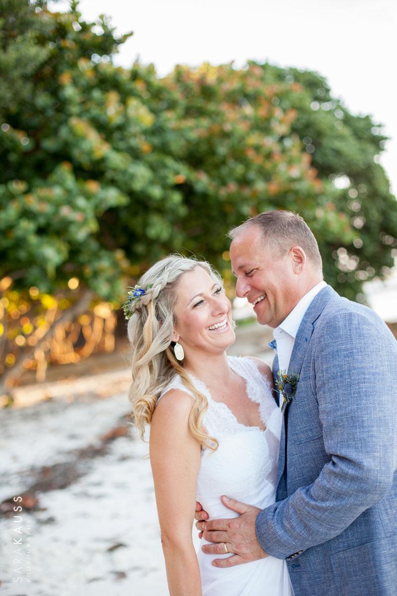Beautiful Backyard Wedding | Sara Kauss Photography
