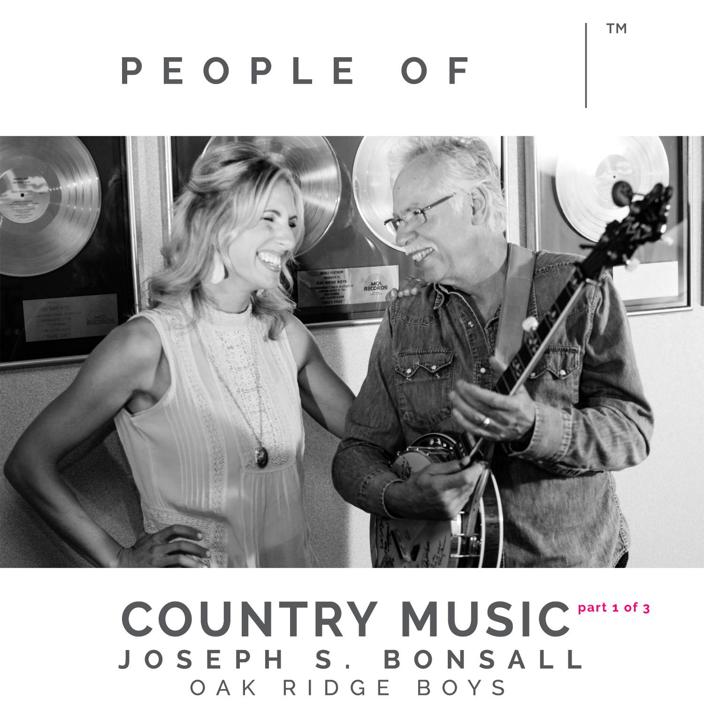 The Oak Ridge Boys | People Of Country Music by Sara Kauss