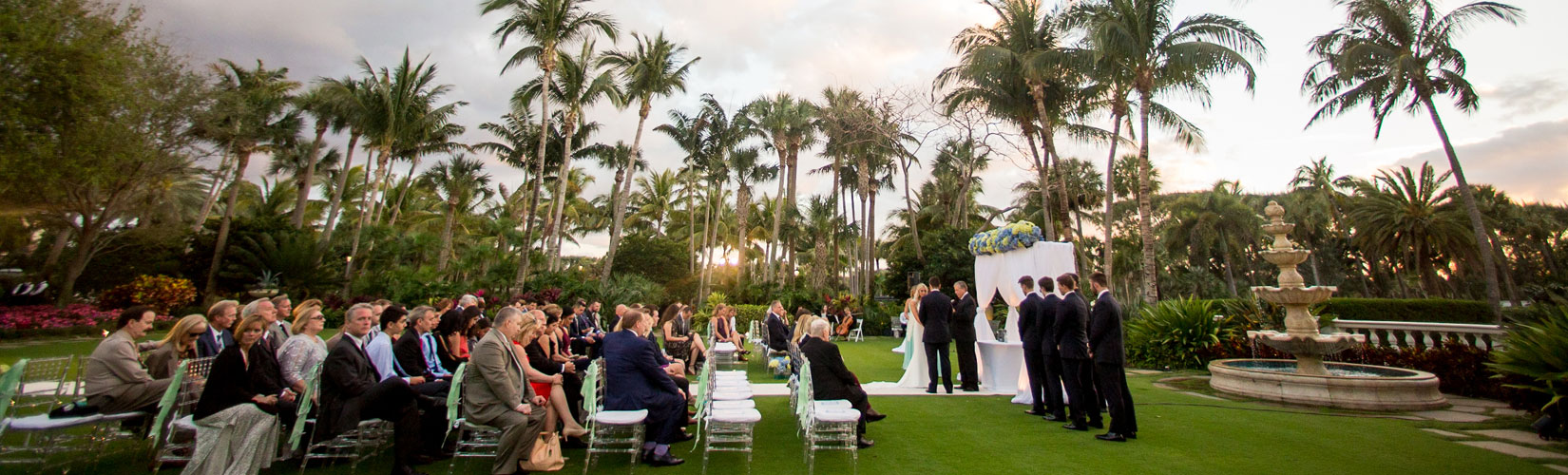 Palm Beach Breakers Weddings
