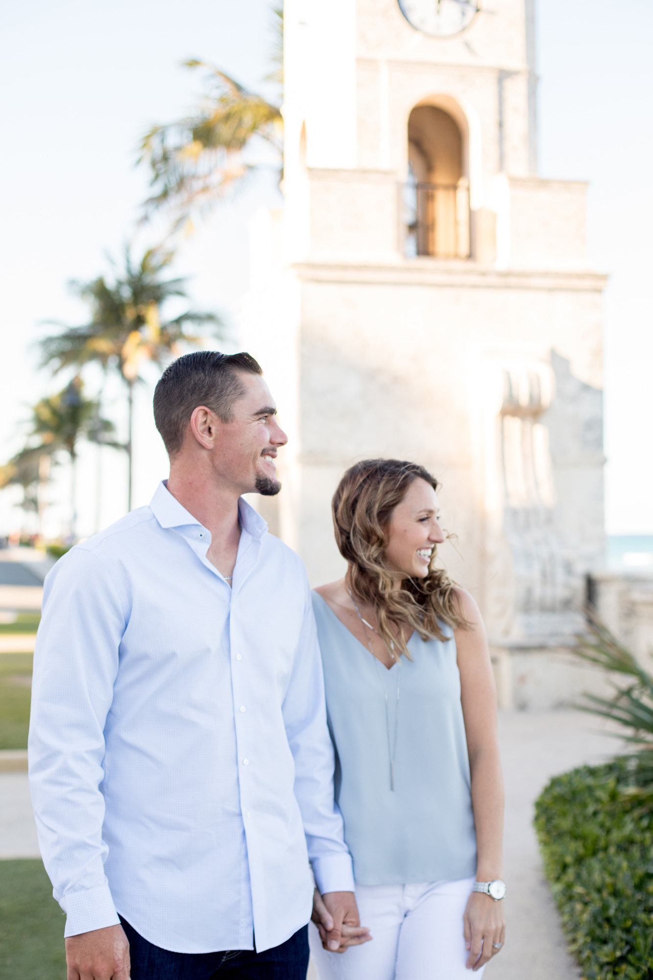 Palm Beach Engagement | Sara Kauss Photography