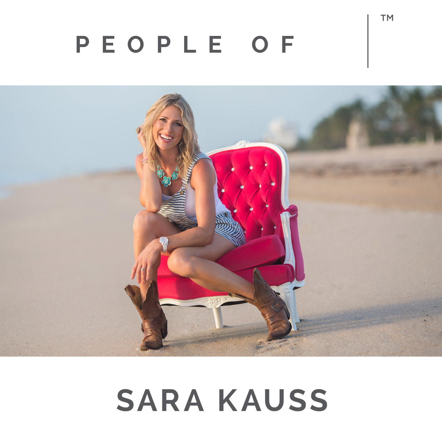 People Of by Sara Kauss | Video Podcast Series