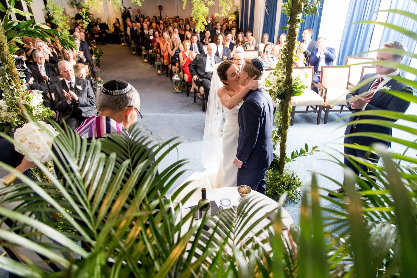 Sailfish Club Wedding by Sara Kauss Photography