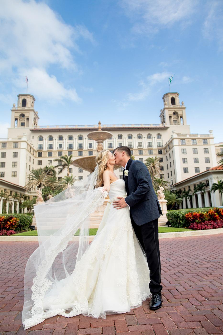 Palm Beach Breakers Wedding | Sara Kauss Photography