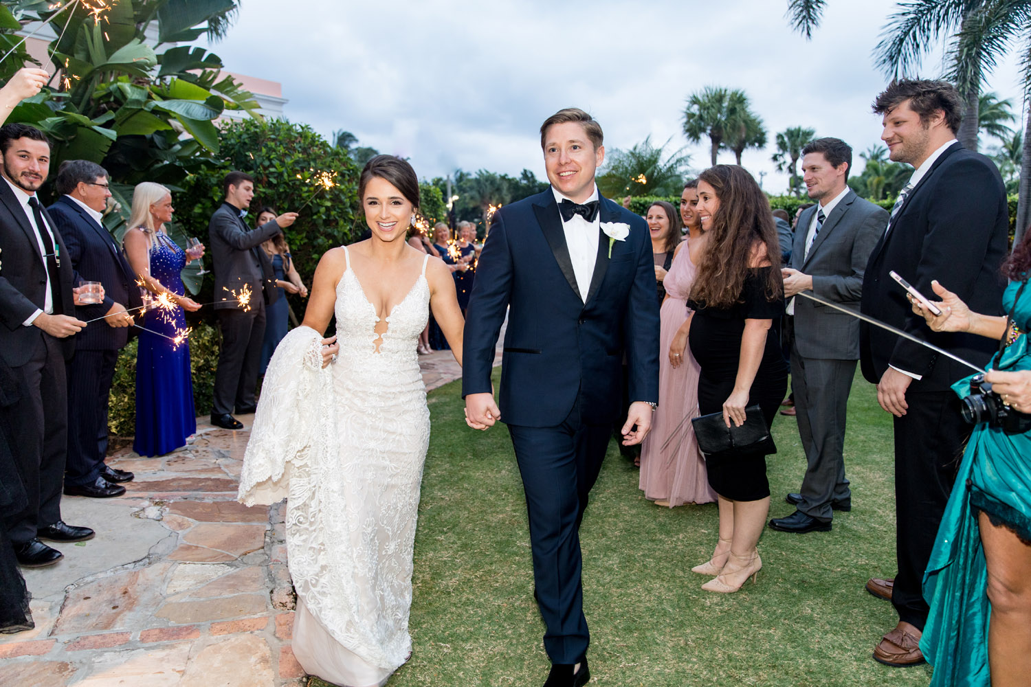 The Colony Palm Beach Wedding | Sara Kauss Photography